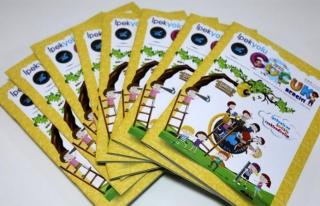 İpekyolu Belediyesi'nin çocuk dergisi yayımlandı