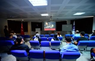 YYÜ'de 15 Temmuz etkinlikleri düzenlendi