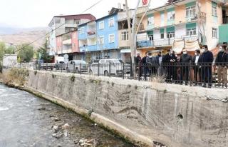 DSİ Bölge Müdürü Şahna'dan Çatak ziyareti…
