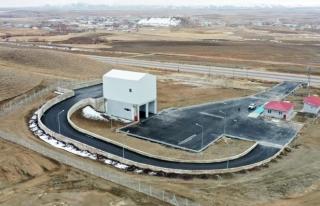 İki ilçenin çöp sorununu bitiren tesis tamamlandı