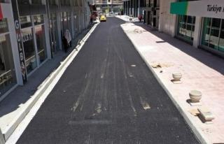 İpekyolu'ndaki Ercişli Emrah Caddesi yeni yüzüne...