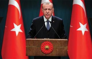 Erdoğan: Türkiye, Barış gücünde yer alacaktır
