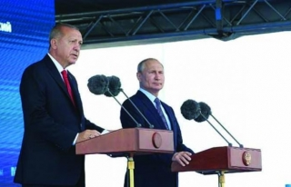 Erdoğan: Rusya ile ticaret hacminde hedefimiz 100...