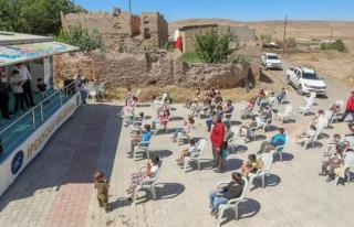 İpekyolu'nda çocuklar için sosyal etkinlik...