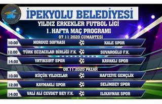 İpekyolu'nda ödüllü 'Yıldız Erkekler Futbol...