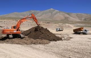 Gürpınar'daki köyün 60 yıllık su sorunu çözüldü