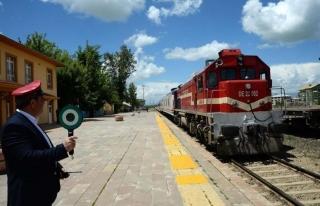 Transasya Ekspresi ve Van Tahran yolcu tren seferleri...