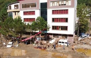 Giresun'da hayatını kaybedenlerin sayısı 8 oldu