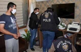 Rüşvet operasyonu: 83 gözaltı kararı...