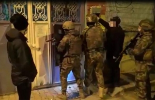 Van'da terör operasyonu: 19 gözaltı...