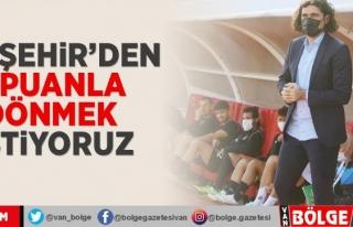 Gülpınar: Kırşehir'den 3 puanla dönmek istiyoruz