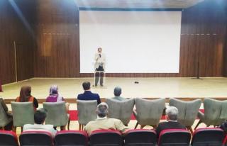 Gürpınar esnafı 'Helal Kazanç' semineriyle bilgilendirildi