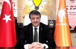 AK Parti Van İl Başkanı Türkmenoğlu'dan Engelliler...
