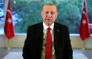 Erdoğan: 24 Temmuz'da Ayasofya'da Cuma namazı kılacağız...