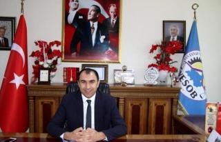 Başkan Berge, Öğretmenler Günü'nü kutladı…