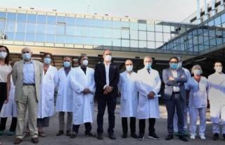 İtalya'da koronavirüs aşısı insan üzerinde denenmeye...