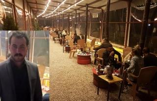 Ahmet Kaya severler İskele'deki kafede bir araya...