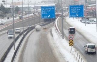 Meteoroloji: Van'da kar yağışı olabilir