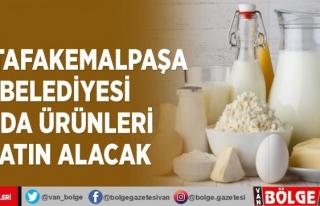 Mustafakemalpaşa Belediyesi gıda ürünleri satın...
