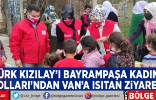 Türk Kızılay'ı Bayrampaşa Kadın Kolları'ndan...