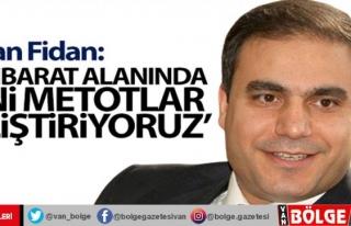 Hakan Fidan: 'İstihbarat alanında yeni metotlar...