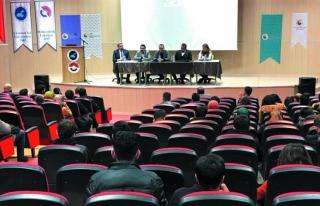 Genç girişimciler üniversitelilerle buluştu