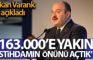 Varank: Otomotiv sektöründe 5 kıtada 200 ülkeye...