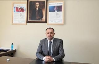 Başkale Milli Eğitim Müdürü Tunç göreve başladı