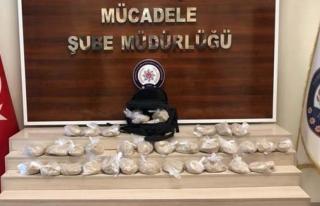 Van Polisi'nden iki ayrı uyuşturucu operasyonu…