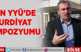 Van YYÜ'de Kurdiyat Sempozyumu