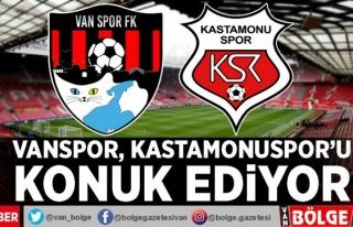 Vanspor 1-2 Kastamonuspor- Maçta ikinci yarı oynanıyor