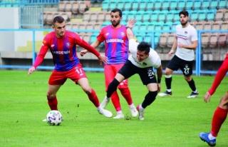 Vanspor, Karabükspor'u 2 golle mağlup etti