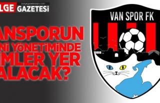 Vanspor'un yeni yönetiminde kimler yer alacak?