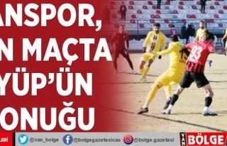Vanspor, son maçta Eyüp'ün konuğu
