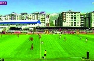 Vanspor'un ilk maçı TRT Kurdi'de…