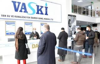VASKİ'de borçları yapılandırma başladı