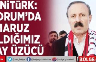 Yenitürk: Bodrum'da maruz kaldığımız olay...