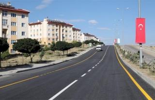 Erciş'in yollarında 'Büyükşehir' imzası…