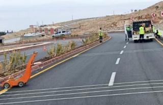 Van'da yollar kış mevsimine hazırlanıyor
