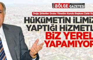 Kandaşoğlu: Bizler de Hükümetimiz ve Cumhurbaşkanı...