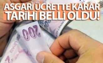Asgari Ücret Tespit Komisyonu'nun son toplantısı 28 Aralık'ta yapılacak