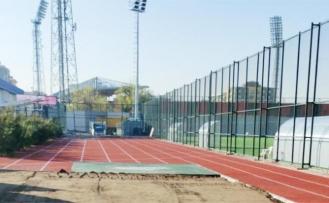 Van'da yeni spor tesisleri hizmette...