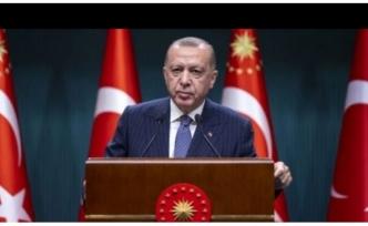 Cumhurbaşkanı Erdoğan'dan emeklilere bayram müjdesi...