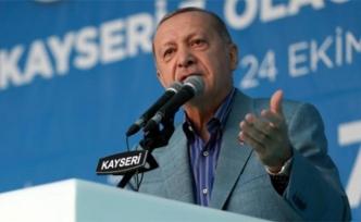 Erdoğan: Avrupa kendi sonunu hazırlıyor