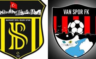 Vanspor, Bayburtspor'u 3-2 mağlup etti