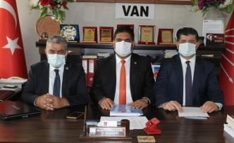 CHP heyeti Van'ın sorunlarını rapor haline getirecek