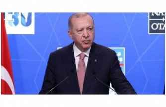 Erdoğan, Biden görüşmesinin ardından açıklamalarda bulundu