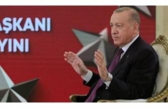 Erdoğan: Yeni bir müjdeyi Cuma günü vereceğiz
