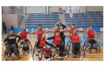 Vanlı Tekerlekli Sandalye Basketbol Takımı ligden düştü