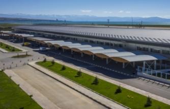 Ferit Melen Havalimanı çatı onarımı yapacak
